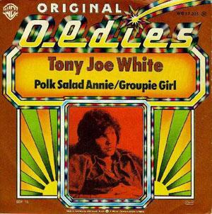 Tony Joe White Polk Salad Annie